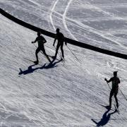 Heute Biathlon 2019/2020: Gesamtstand am 22.02.2020. Die deutschen Frauen haben bereits eine Silbermedaille gewonnen.