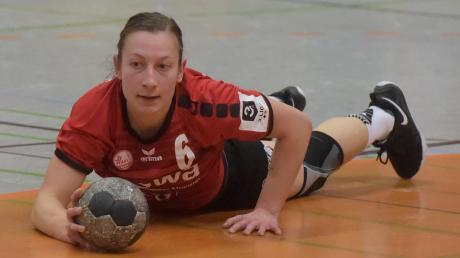 Unsanft auf dem Boden gelandet sind Patricia Durner und ihre Teamkolleginnen vom TSV Haunstetten. Durch die knappe 23:25-Niederlage gegen die SG Schozach/Bottwartal verpasste das Augsburger Drittliga-Team den Sprung auf Tabellenplatz drei.