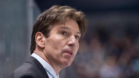 Kehrt in seine alte Heimat zurück: Trainer Uwe Krupp.
