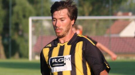 Traf zum 2:0 für die SG: Robert Rauwolf.