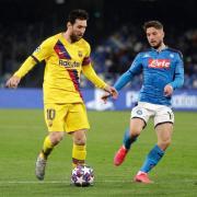Im Achtelfinale der Champions League wird das Rückspiel FC Barcelona vs. Neapel ausgetragen. Hier gibt es die Infos zur Übertragung im Live-TV und Stream.