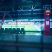 Wegen einer Orkanwarnung wurde das Spiel von Eintracht Frankfurt bei Red Bull Salzburg um einen Tag verlegt.