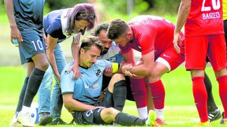 Lukas Kögel vom TSV Neu-Ulm verletzte sich im Sommer an der Schulter und wechselte auf die Trainerbank – sehr erfolgreich.
