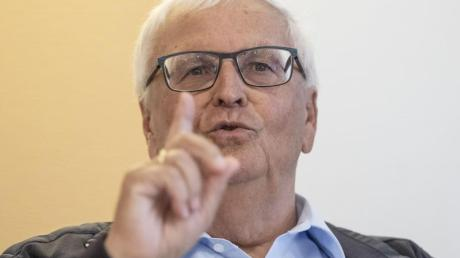 Theo Zwanziger ist auch aus Sorge vor einer Ansteckung mit dem Coronavirus nicht zum Prozess in die Schweiz gereist.