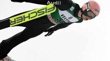 KarlGeiger hat in Lahti seinen vierten Saisonsieg eingefahren.
