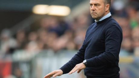 Will den Fokus wieder auf das Sportliche richten: Bayern-Coach Hansi Flick.