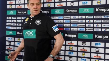 Hat mit den deutschen Handballern Olympia als Ziel: Neu-Coach Alfred Gislason.