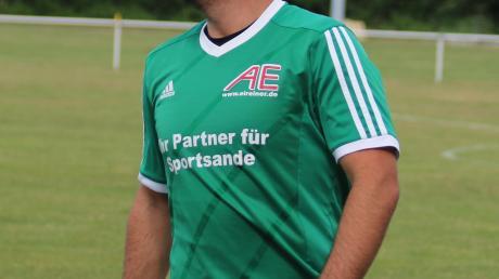 Philip Baumann vom Lauber SV erzielte beim 5:3-Sieg gegen den TSV Bissingen vier Tore.