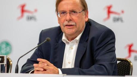 Wurde ins UEFA-Exekutivkomitee gewählt: DFB-Vize Rainer Koch.
