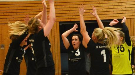 Viel zu jubeln hatten die Volleyballerinnen schon bisher in der Saison. Der nächste Sieg könnte eine noch viel größere Begeisterung auslösen.