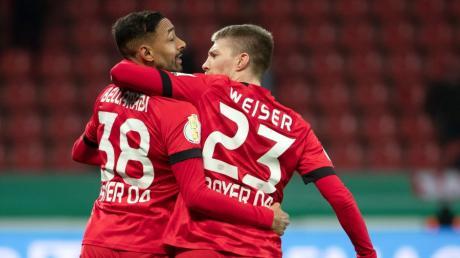 Europa League im Live-TV, Stream und Ticker: Bayer Leverkusen spielt m Achtelfinale gegen die Glasgow Rangers.