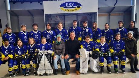 Als Erster der Bezirksligagruppe 1 hat sich die U15 des ESV Türkheim für das Finalturnier um die bayerische Meisterschaft qualifiziert.