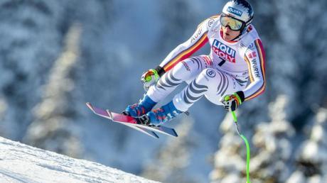 Dreßen will nach seinem schweren Sturz vom vergangenen Samstag beim Weltcup im norwegischen Kvitfjell an den Start gehen.