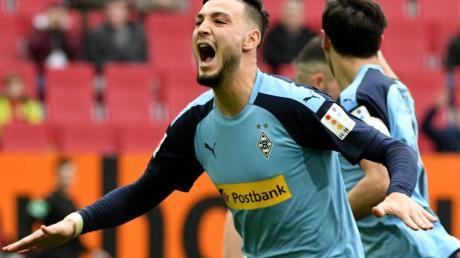 Mönchengladbachs Ramy Bensebaini geht selbstbewusst in die entscheidende Saisonphase.