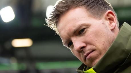 Leipzig-Trainer Julian Nagelsmann will nicht mehr von der Meisterschaft reden.