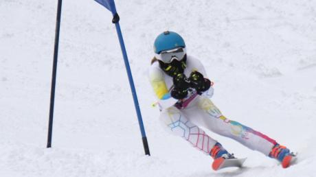 Die 16 Jahre alte Anna-Spohie Sitzmann von den Aichacher Grubetfreunden ist die AN-Sportlerin des Jahres 2020.