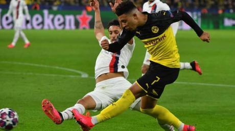 Borussia Dortmund muss in der Champions League bei Paris Saint-Germain antreten.