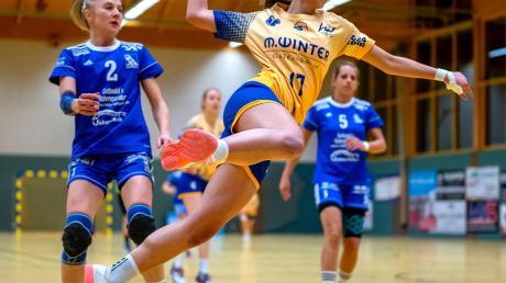 Drei Tore von Özgü Lisa Keskin und eine starke Leistung der ganzen Mannschaft reichen für die Landesligafrauen nicht zum Sieg gegen Kissing.