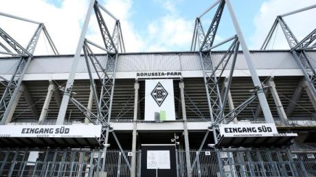 Der Borussia-Park wird für das Nachholspiel Gladbach gegen Köln für Zuschauer geschlossen bleiben.