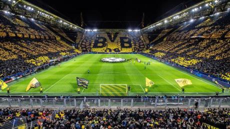 Das Dortmunder Stadion wird gegen den FCSchalke 04 leer bleiben.
