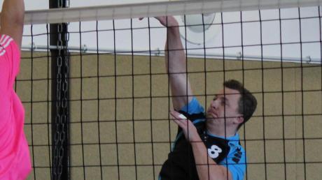 Andreas Klose und die Volleyballer des TSV Inchenhofen verpassten die Relegation.
