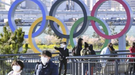70 Prozent der Japaner glauben nicht mehr an die Austragung der Olympischen Spiele in Tokio.