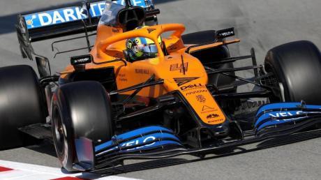 Der Formel-1-Rennstall McLaren hat sein Team für den Auftakt in Australien zurückgezogen.