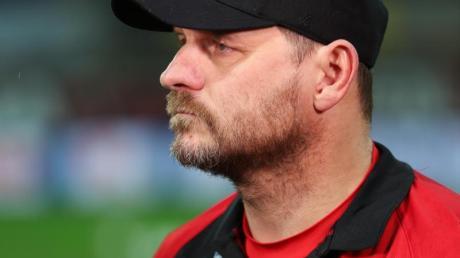 Negativ getestet: Paderborn-Trainer Steffen Baumgart.