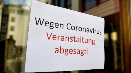 Fast alle Sportveranstaltungen wurden in der Region wegen des Coronavirus abgesagt.