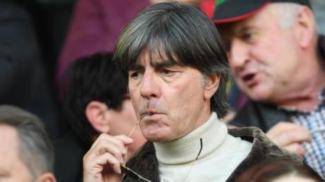 Muss seine Jahresplanung umstellen: Bundestrainer Joachim Löw.