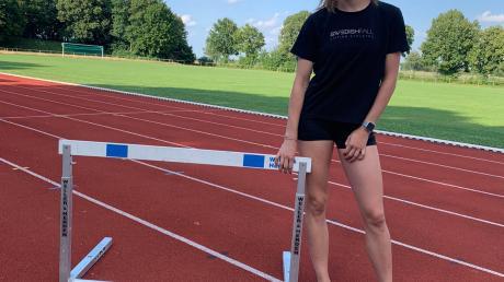 Nur Starts im Freien: Die Hallensaison hat die 400-Meter-Hürdenläuferin Julia Stuhler aus Schwabmünchen komplett links liegen gelassen.