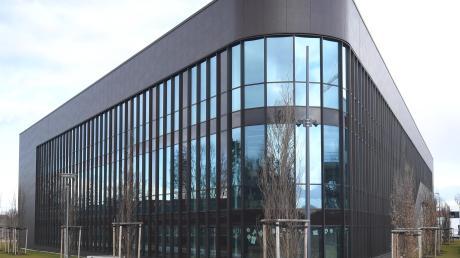 Im Sportzentrum des Post SV Augsburg geht erst einmal gar nichts mehr.