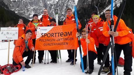 Das Sportteam Polsingen-Oettingen-Gunzenhausen war bei den Special Olympics-Winterspielen in Berchtesgaden überaus erfolgreich.