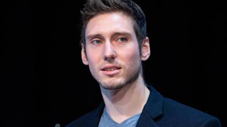 Max Hartung ist der Vorsitzende des Vereins Athleten Deutschland.
