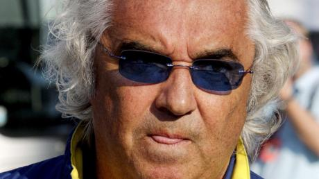 Flavio Briatore steckt hinter einem der größten Formel-1-Skandale.
