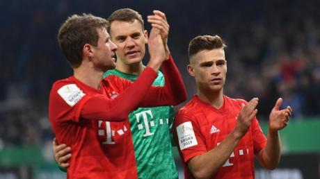 Die Spieler des FC Bayern München verzichten auf 20 Prozent ihrer Gehälter.