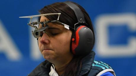 Der Höhepunkt des Jahres fällt für Sportschützin Monika Karsch aus Rott aus. Die Olympischen Spiele in Tokio wurden auf das kommende Jahr verschoben.