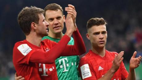 Die deutschen Champions-League-Clubs um den FC Bayern München wollen die anderen Bundesliga-Teams unterstützen.