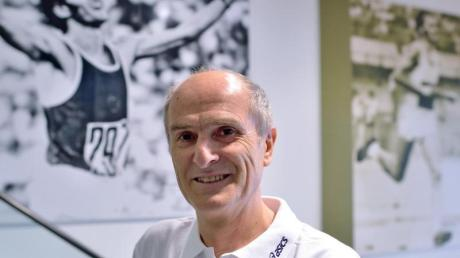 Waldemar Cierpinski konnte an den Olympischen Spielen 1984 nicht teilnehmen.