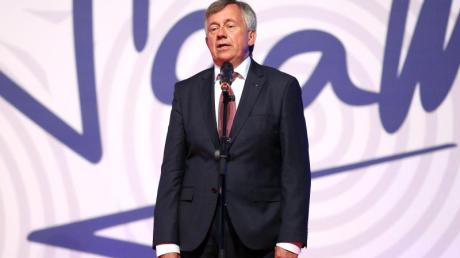 Michael Wiederer ist der Präsident der Europäischen Handball-Föderation (EHF).