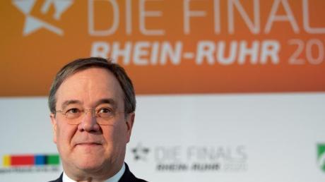 Laut NRW-Ministerpräsident Armin Laschet hat sich das Land mit vier Millionen Euro am Budget für die Ausrichtung der Finals beteiligt.