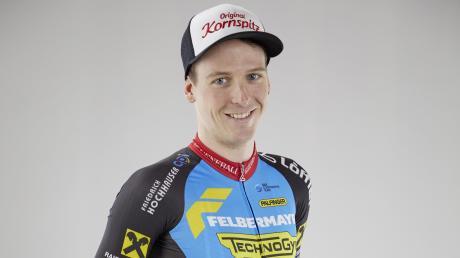 Fabian Schormair wechselte im Winter zum österreichischen Team Felbermayr. Seitdem blüht der Aichacher wieder auf.