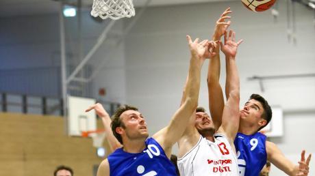 Hatte eine schwierige Saison: Die Herren des TSV Neuburg wurden in der Bezirksklasse Letzter.