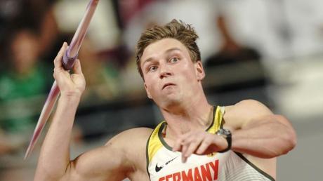 Kritisiert das IOC: Speerwerfer Thomas Röhler.