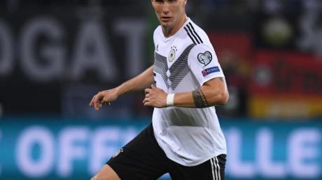 Niklas Süle erholt sich von einem Kreuzbandriss.