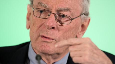 Verteidigt das IOC: Richard Pound.