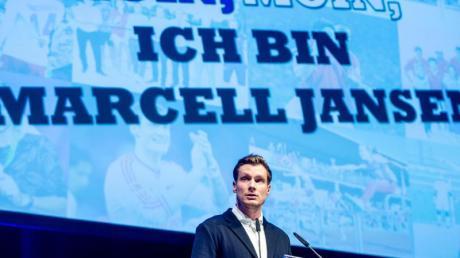 Will noch nicht Vorstandsboss beim HSV werden:Aufsichtsratchef Marcell Jansen.
