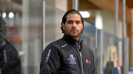 Fabio Carciola verlängert beim HC Landsberg.