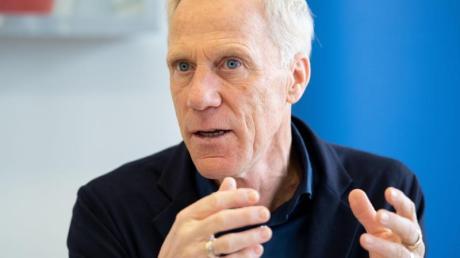 Ingo Froböse ist Sportwissenschaftler an der Deutschen Sporthochschule Köln.