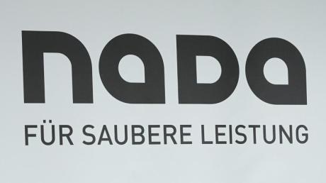 Logo der Nationalen Anti-Doping-Agentur.